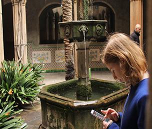 Интернет в поездке по Испании