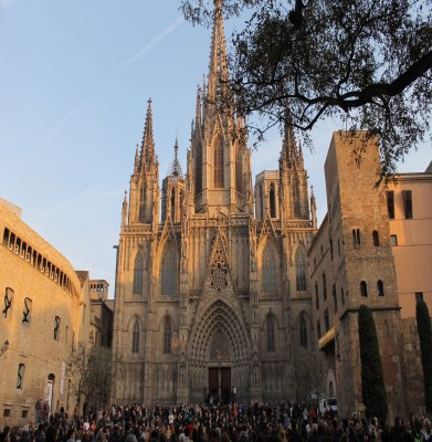 Must See Barcelona: in the Gothic labyrinth